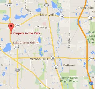 Google Maps shot